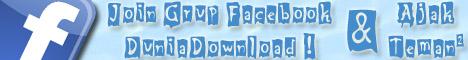 Komunitas duniadownload di facebook