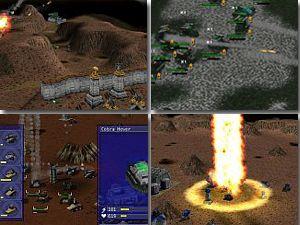 Game Gratis Warzone 2100