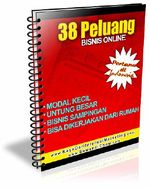 Gambar Ebook 38 peluang bisnis online