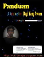 Gambar Ebook Panduan Google Adsense bagi yang awam
