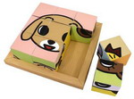 Gambar Ebook Animal Puzzle Papercraft