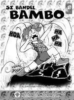 Gambar Ebook Komik Si Bandel Bambo