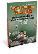 Gambar Ebook Passive Income dari Jualan Link