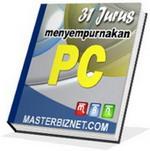 Gambar Ebook 31 Jurus Menyempurnakan PC