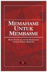 Gambar Ebook Buku saku korupsi