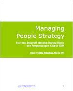 Gambar Ebook Managing People Strategy (Esai-esai Inspiratif tentang Strategi Bisnis dan Pengembangan Kinerja SDM)