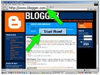 Gambar Ebook Cara Praktis Membuat Blog Dalam 3 Menit