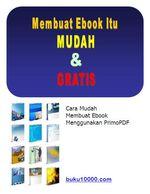 Gambar Ebook Membuat Ebook itu Mudah dan Gratis
