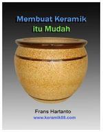 Gambar Ebook Membuat Keramik Itu Mudah