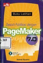 Gambar Ebook buku latihan desktop publishing pagemaker pembuatan pamflet