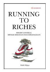 Gambar Ebook Running To Riches