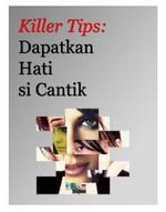Gambar Ebook Killer Tips: Dapatkan Hati Si Cantik