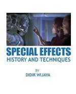 Gambar Ebook SPECIAL EFFECTS History and Techniques