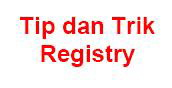 Gambar Ebook Tips dan Trik Registry