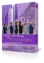 Gambar Ebook Wealth Strategy ala Kiyosaki