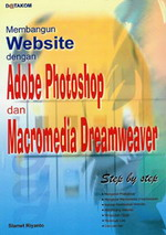 ScreenShoot Web Professional dengan Photoshop & Dreamweaver
