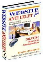 Gambar Ebook Panduan praktis website anti lelet