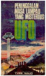 Gambar Ebook Peninggalan Masa Lampau yang Misterius dan UFO
