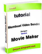 Gambar ebook Membuat Video Sendiri dengan Windows Movie Maker