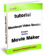 Gambar ebook Membuat Video Sendiri dengan Windows Movie Maker