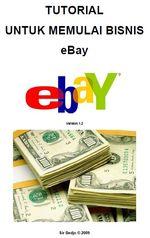 Gambar ebook tutorial untuk memulai bisnis ebay