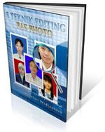 Gambar ebook 5 Teknik Editing Pas Photo