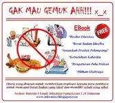 Ebook Gak Mau Gemuk Ahh