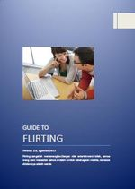 Gambar ebook Guide to Flirting v.2.0