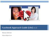Gambar ebook Pendekatan Wanita Melalui Facebook (Facebook Approach Guide Lite1)