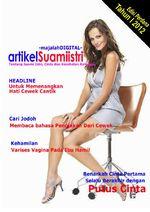 Gambar ebook E-Magazine Artikel Suami Istri Edisi 1