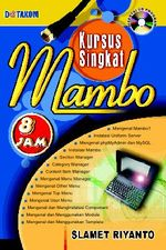 Gambar ebook Mambo Open Source