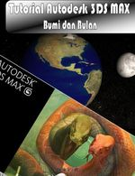 Gambar ebook Tutorial Autodesk 3DS MAX Bumi dan Bulan