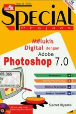 Gambar ebook Melukis Digital Dengan Adobe Photoshop 7