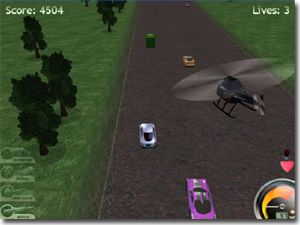 Game Gratis Little Highway Pursuit v1.1